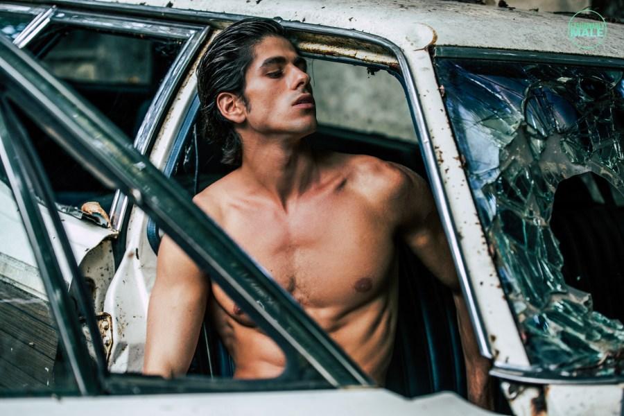Lioz Haroush by George Louvaris Fashionably Male9