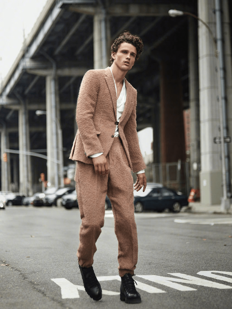 Simon Nessman by Greg Swales GQ Brazil September 6