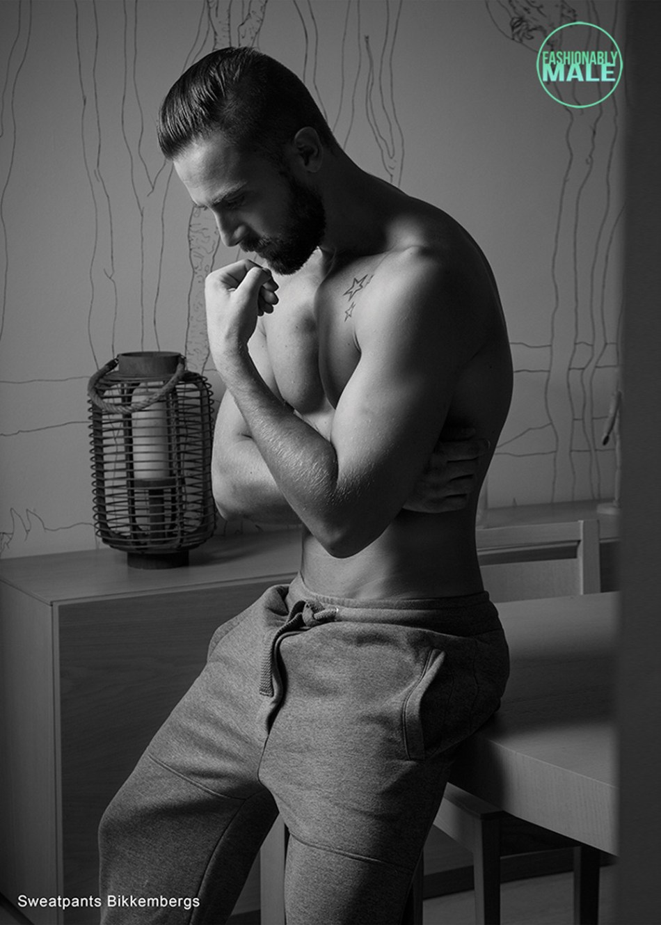 Steve Rogers by Alisson Marks for Fashionably Male3