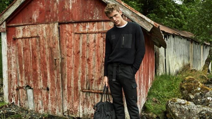 Tom Webb for Stradivarius AW17 Escape15