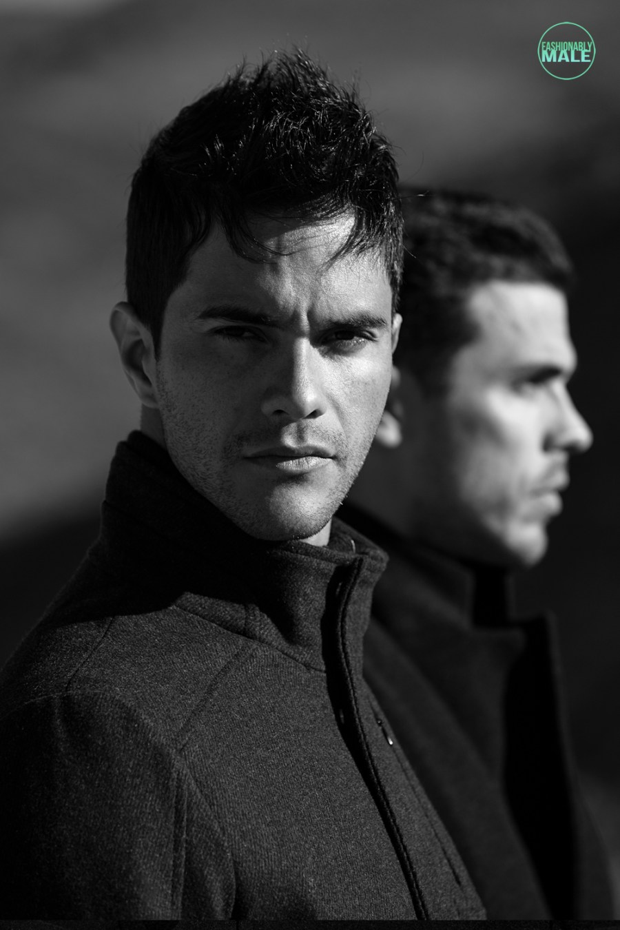 Augusto and Louis by Ivan Avila for Fashionably Male10