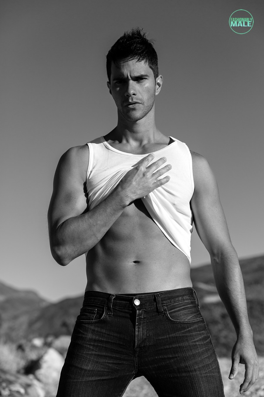 Augusto and Louis by Ivan Avila for Fashionably Male23