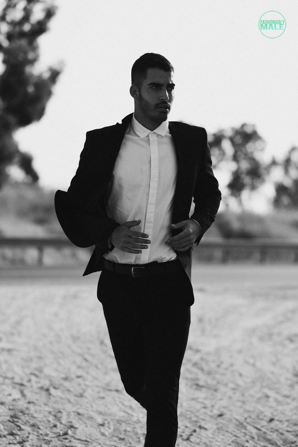 Chen Jerbi by Eran Levi for Fashionably Male2