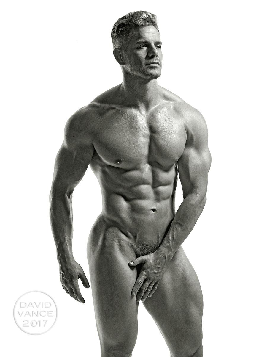 Eric Turner by David Vance7bw
