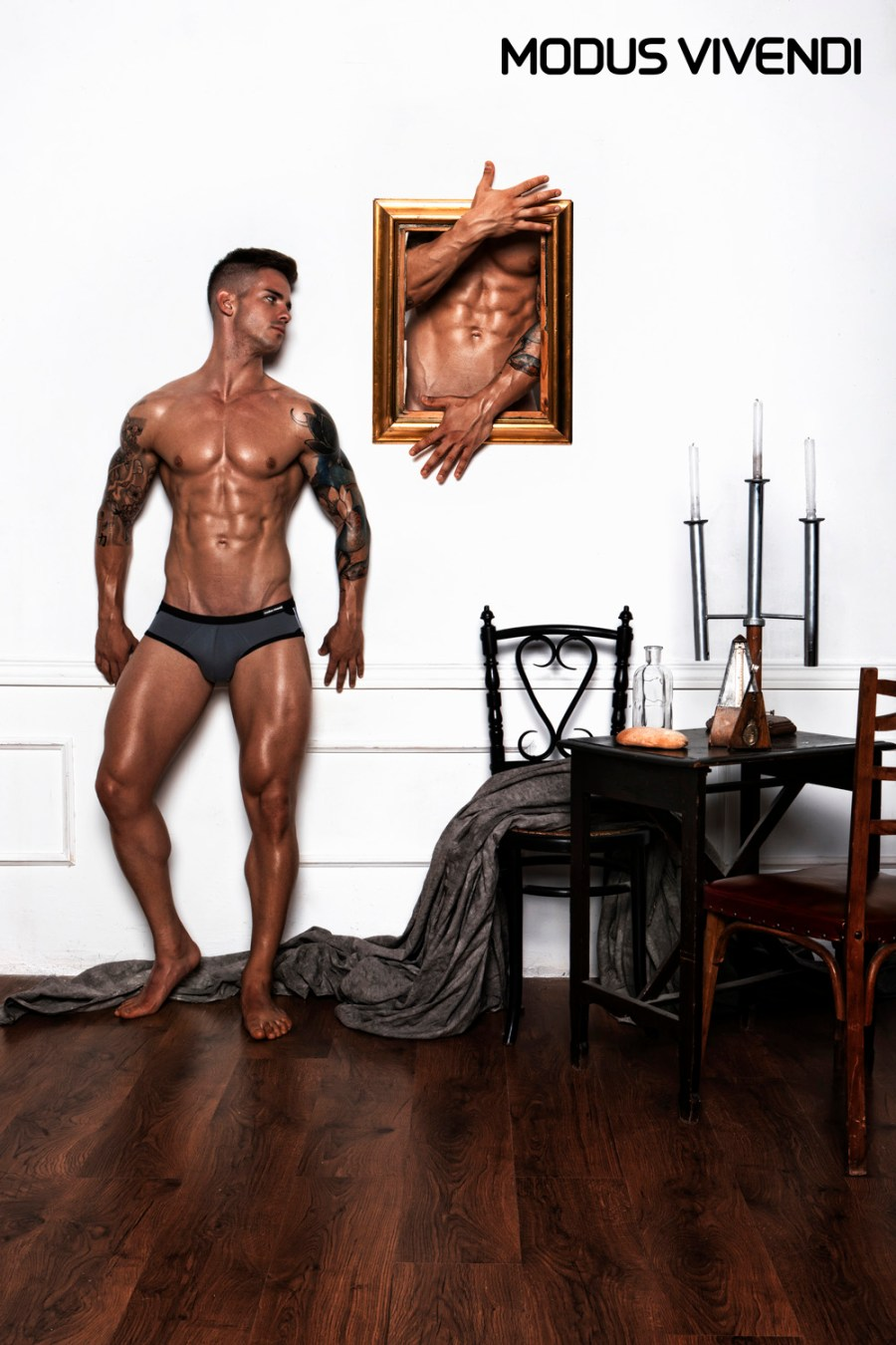 Modus Vivendi Launches the Dali Line from the Fall Winter Collection 20181