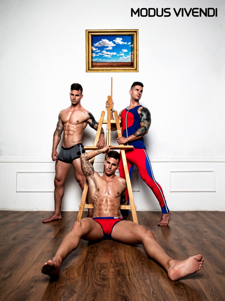 Modus Vivendi Launches the Dali Line from the Fall Winter Collection 201810