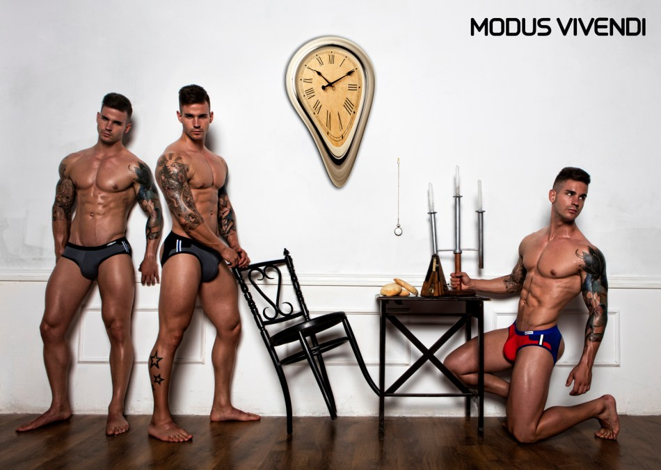 Modus Vivendi Launches the Dali Line from the Fall Winter Collection 20183