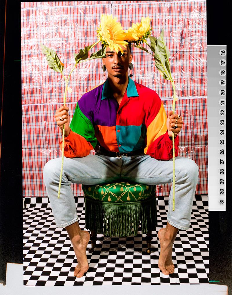 Onnys Aho by Baldovino Barani for FACTORY Fanzine20