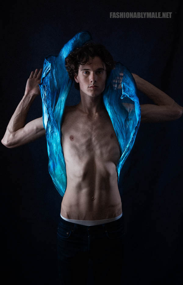 Brody Davidson by Alan Tan Fashionably Male9