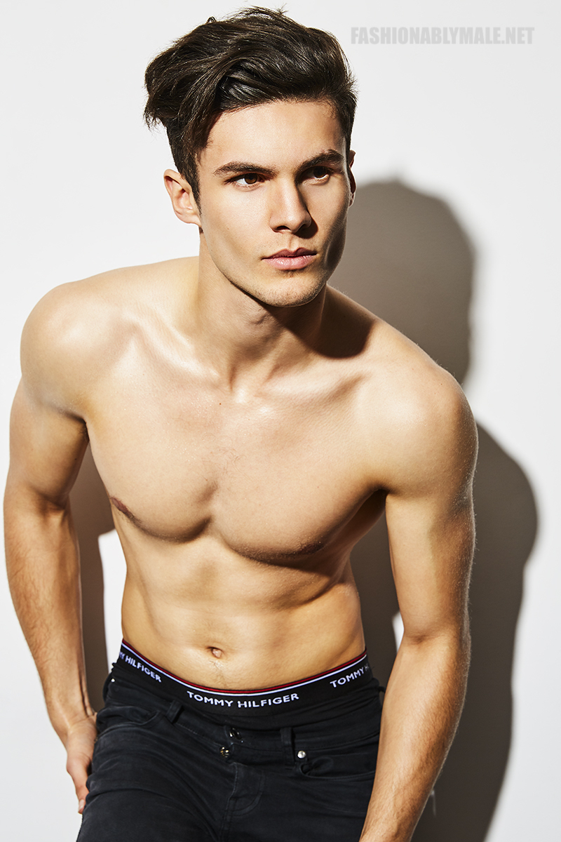 Jake Marin by Trent Pace for Fashionably Male4