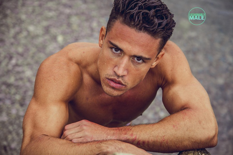 Borja by Jose Martinez for Fashionably Male24