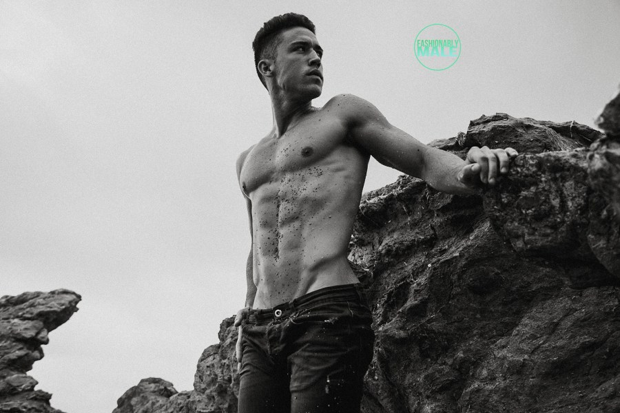 Borja by Jose Martinez for Fashionably Male7