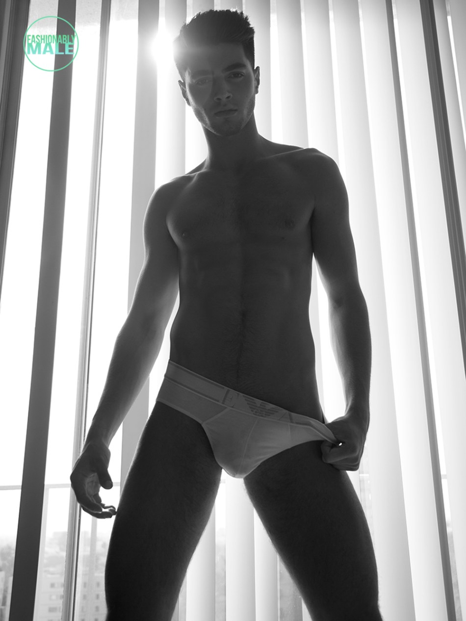 Noah Blaise by Karl Simone for Fashionably Male2