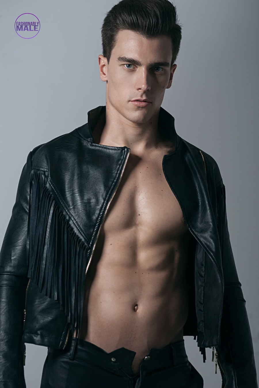 Tomas by Jo Herrera for Fashionably Male2