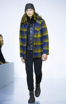 AGNÉS B MENSWEAR FALL WINTER 2018 PARIS11