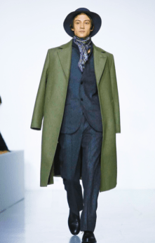 AGNÉS B MENSWEAR FALL WINTER 2018 PARIS14