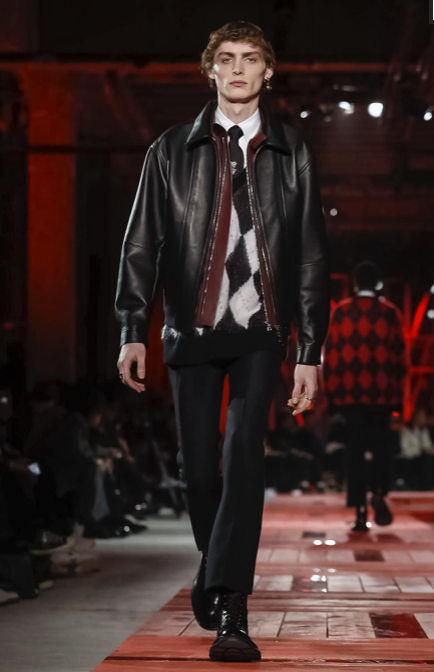 ALEXANDER MCQUEEN MENSWEAR FALL WINTER 2018 PARIS12