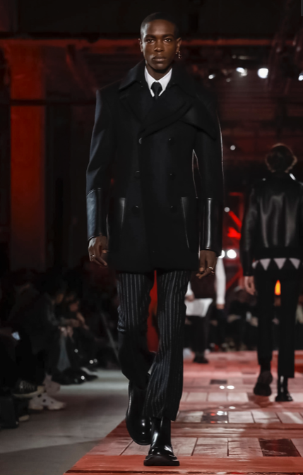 ALEXANDER MCQUEEN MENSWEAR FALL WINTER 2018 PARIS15