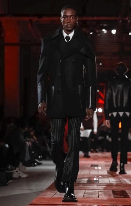 ALEXANDER MCQUEEN MENSWEAR FALL WINTER 2018 PARIS15