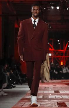 ALEXANDER MCQUEEN MENSWEAR FALL WINTER 2018 PARIS16