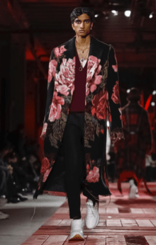ALEXANDER MCQUEEN MENSWEAR FALL WINTER 2018 PARIS18