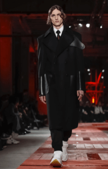 ALEXANDER MCQUEEN MENSWEAR FALL WINTER 2018 PARIS30
