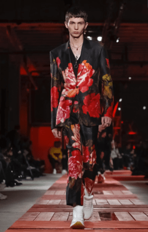 ALEXANDER MCQUEEN MENSWEAR FALL WINTER 2018 PARIS33