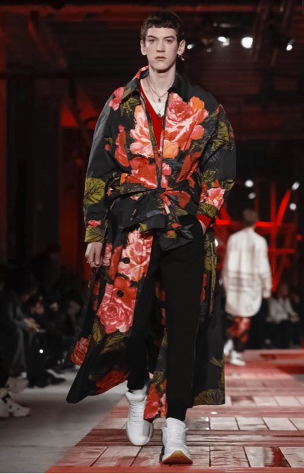 ALEXANDER MCQUEEN MENSWEAR FALL WINTER 2018 PARIS39
