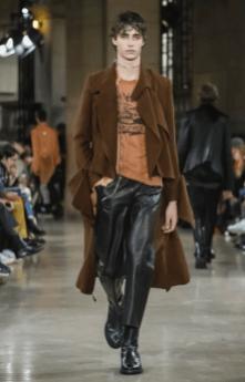 ANN DEMEULEMEESTER MENSWEAR FALL WINTER 2018 PARIS18