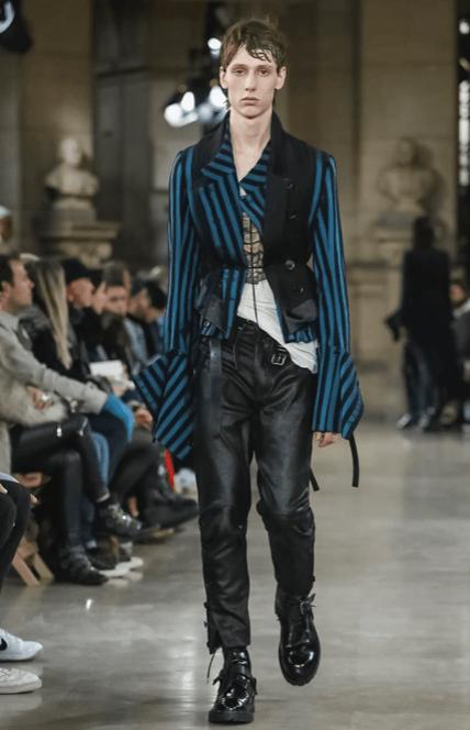 ANN DEMEULEMEESTER MENSWEAR FALL WINTER 2018 PARIS41