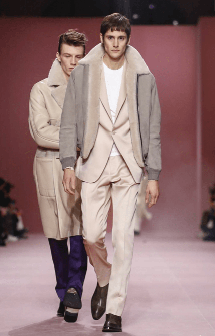 BERLUTI MENSWEAR FALL WINTER 2018 PARIS14