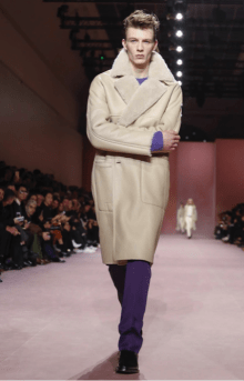 BERLUTI MENSWEAR FALL WINTER 2018 PARIS15