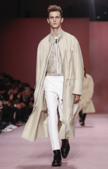 BERLUTI MENSWEAR FALL WINTER 2018 PARIS17