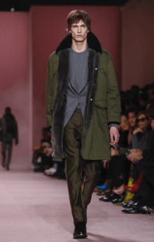BERLUTI MENSWEAR FALL WINTER 2018 PARIS22