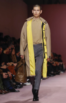 BERLUTI MENSWEAR FALL WINTER 2018 PARIS28