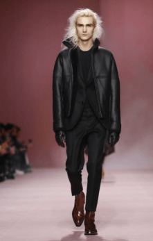 BERLUTI MENSWEAR FALL WINTER 2018 PARIS3