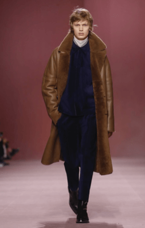 BERLUTI MENSWEAR FALL WINTER 2018 PARIS32
