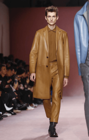BERLUTI MENSWEAR FALL WINTER 2018 PARIS7