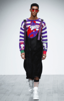 BOBBY ABLEY MENSWEAR FALL WINTER 2018 LONDON2