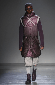 BORIS BIDJAN SABERI MENSWEAR FALL WINTER 2018 PARIS1