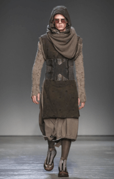 BORIS BIDJAN SABERI MENSWEAR FALL WINTER 2018 PARIS11