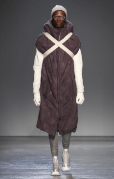 BORIS BIDJAN SABERI MENSWEAR FALL WINTER 2018 PARIS12