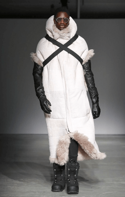 BORIS BIDJAN SABERI MENSWEAR FALL WINTER 2018 PARIS16
