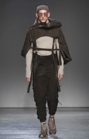 BORIS BIDJAN SABERI MENSWEAR FALL WINTER 2018 PARIS7