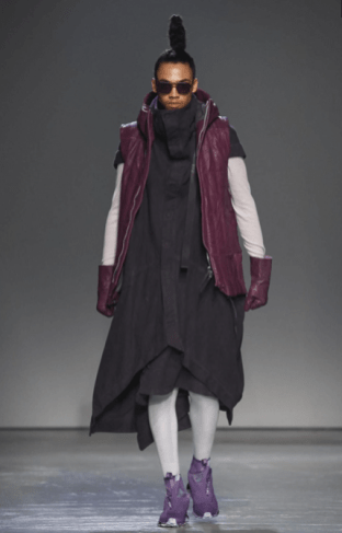BORIS BIDJAN SABERI MENSWEAR FALL WINTER 2018 PARIS8