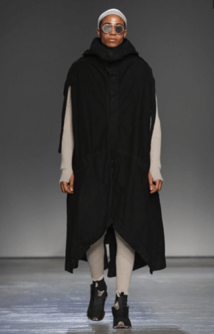 BORIS BIDJAN SABERI MENSWEAR FALL WINTER 2018 PARIS9