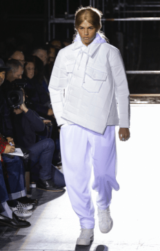 COMME DES GARCONS HOMME PLUS MENSWEAR FALL WINTER 2018 PARIS14