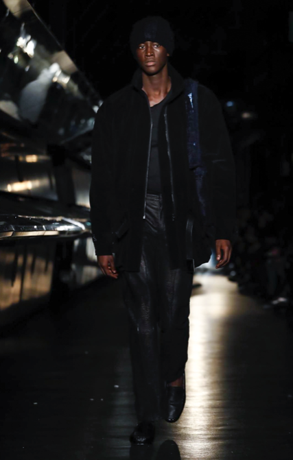 COTTWEILER MENSWEAR FALL WINTER 2018 LONDON18