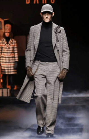 DAKS MENSWEAR FALL WINTER 2018 MILAN19