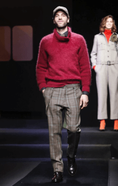 DAKS MENSWEAR FALL WINTER 2018 MILAN35